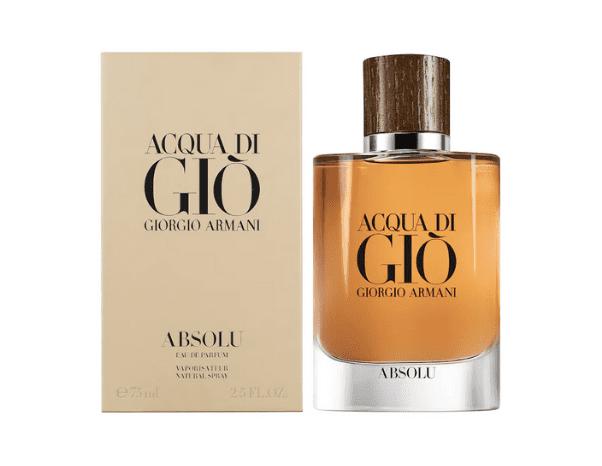 Giorgio Armani - Acqua di Giò Absolu Eau de Parfum