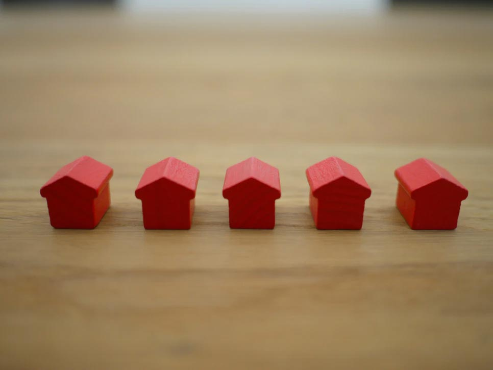 Renting out Property