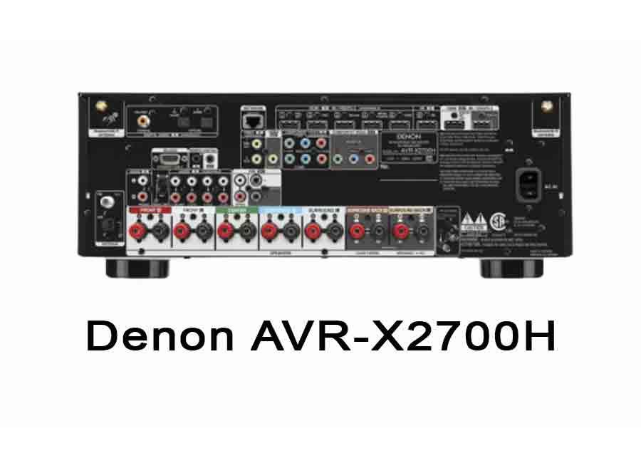DENON AVR-X2700H REVIEW