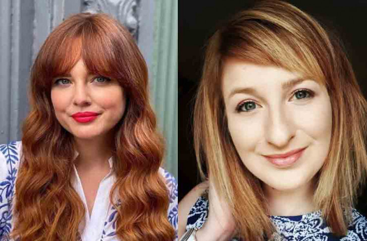 Hair colors to make you look younger