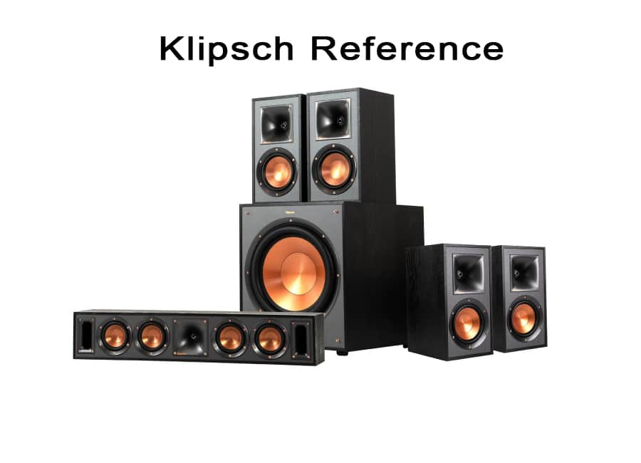 KLIPSCH REFERENCE HOME CINEMA PACKAGE REVIEW